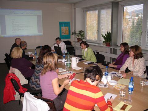 Súčasťou programu bolo aj predstavenie vízie reorientácie PATLIB centier