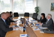 Working Meeting with the HIPO Representatives