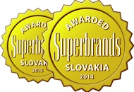 Slovak SUPERBRANDS 2014